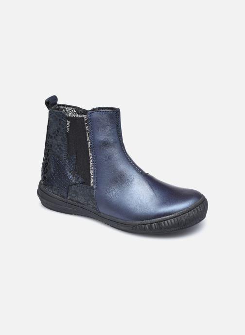 Bottines et boots Bopy Samalo Bleu vue détail/paire