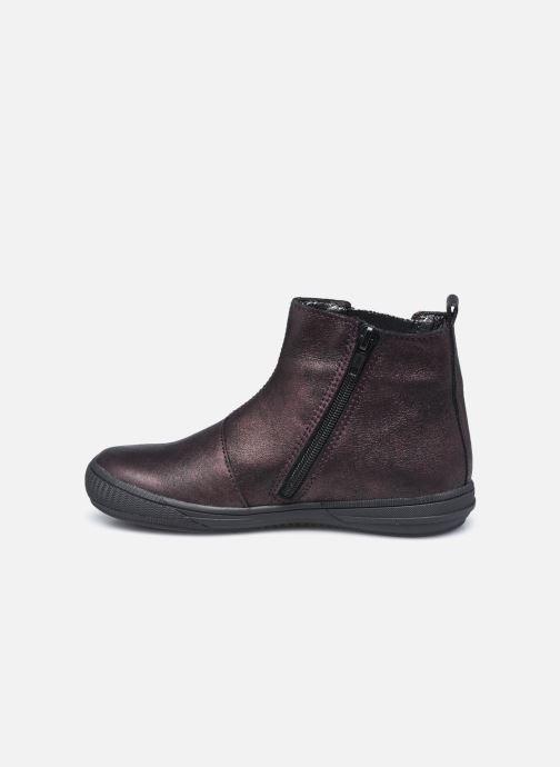Bottines et boots Bopy Samalo Bordeaux vue face