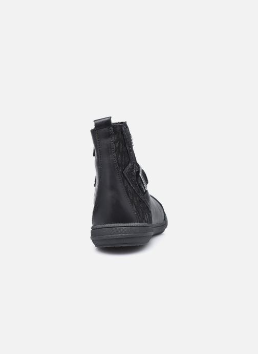 Stiefeletten & Boots Bopy Sirofla schwarz ansicht von rechts