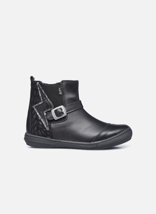 Stiefeletten & Boots Bopy Sirofla schwarz ansicht von hinten