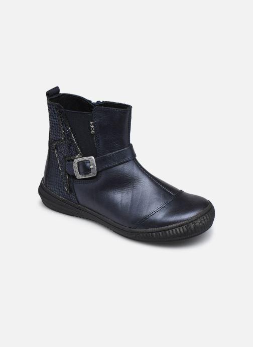 Bottines et boots Bopy Sirofla Bleu vue détail/paire