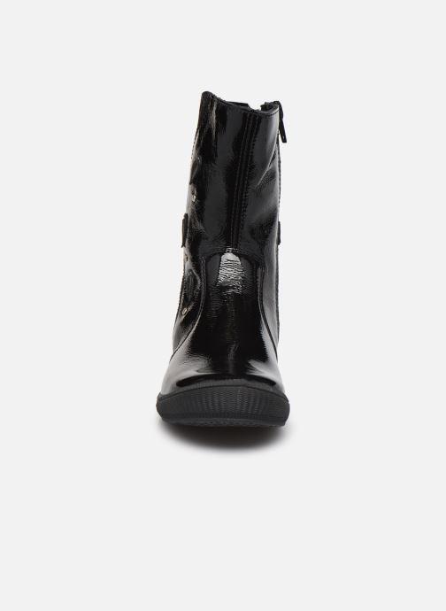 Botas Bopy Suliana Negro vista del modelo