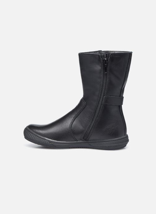 Stiefel Bopy Surielle schwarz ansicht von vorne