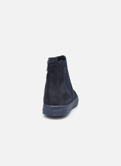 Boots en enkellaarsjes Bopy Servane Blauw rechts