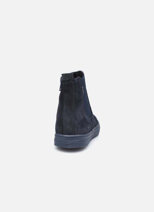 Bottines et boots Bopy Servane Bleu vue droite