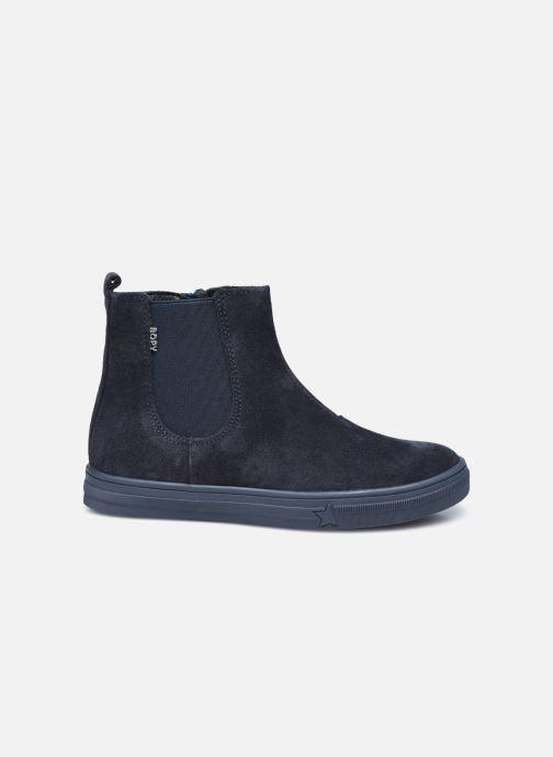 Boots en enkellaarsjes Bopy Servane Blauw achterkant