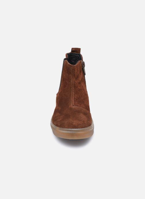 Stiefeletten & Boots Bopy Servane braun schuhe getragen