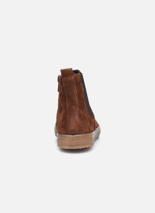 Stiefeletten & Boots Bopy Servane braun ansicht von rechts