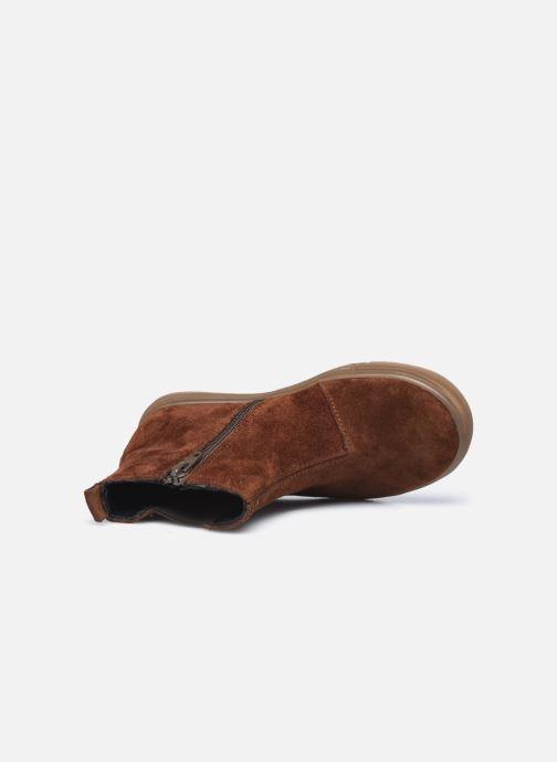 Stiefeletten & Boots Bopy Servane braun ansicht von links