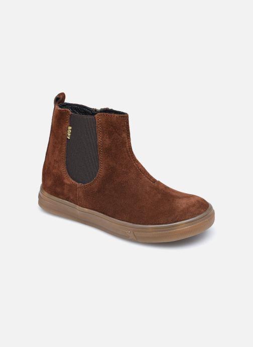 Stiefeletten & Boots Bopy Servane braun detaillierte ansicht/modell