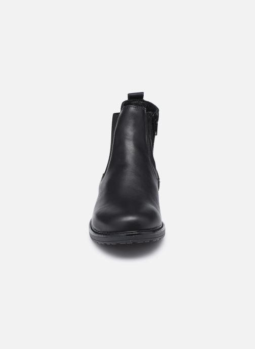 Bottines et boots Bopy Selisou Noir vue portées chaussures