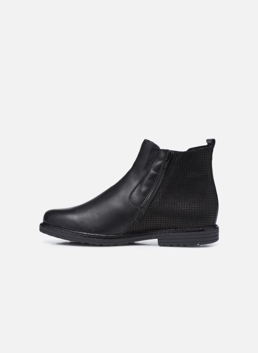 Bottines et boots Bopy Selisou Noir vue face