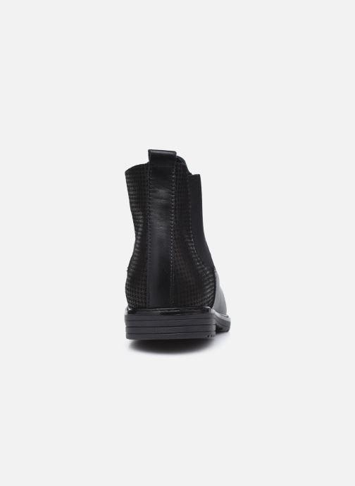 Bottines et boots Bopy Selisou Noir vue droite