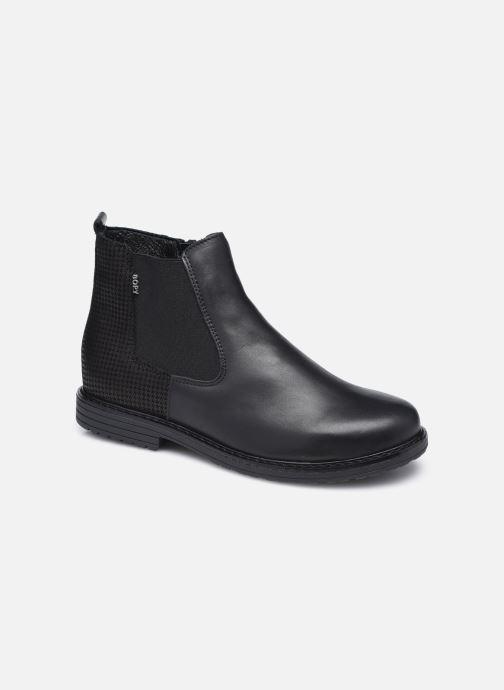 Bottines et boots Bopy Selisou Noir vue détail/paire