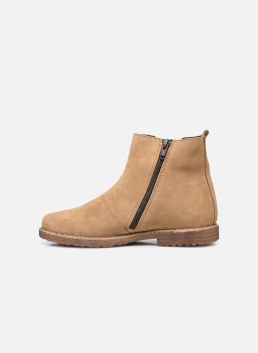 Bottines et boots Bopy Sultane Marron vue face