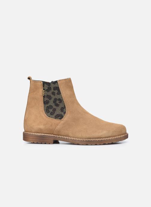 Bottines et boots Bopy Sultane Marron vue derrière