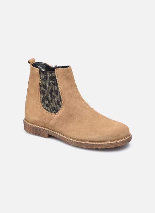 Bottines et boots Bopy Sultane Marron vue détail/paire