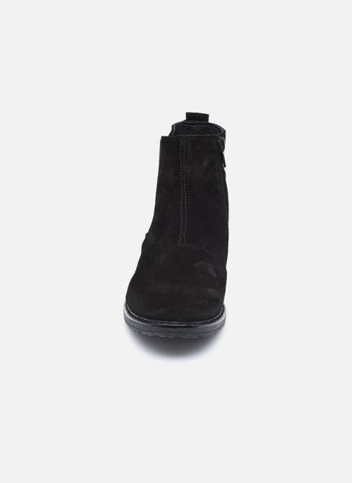 Bottines et boots Bopy Sultane Noir vue portées chaussures
