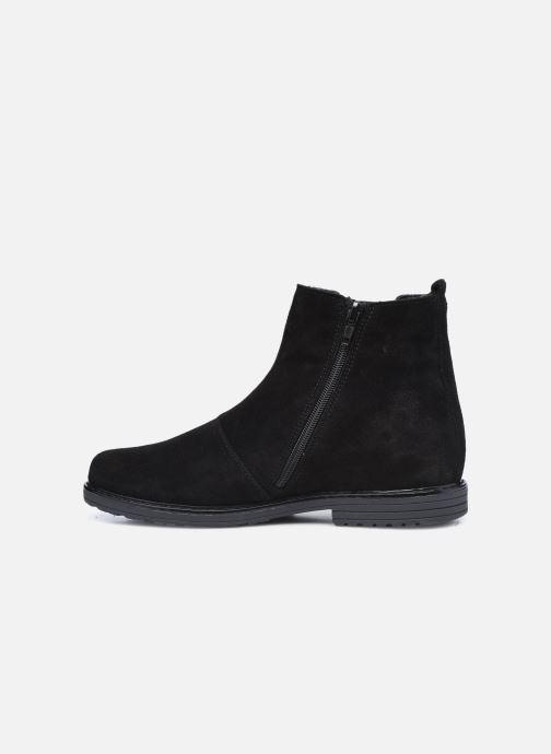 Bottines et boots Bopy Sultane Noir vue face