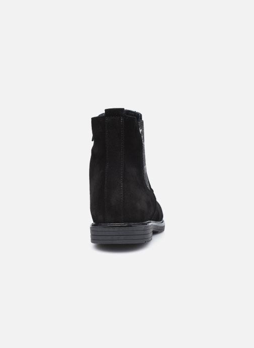 Bottines et boots Bopy Sultane Noir vue droite