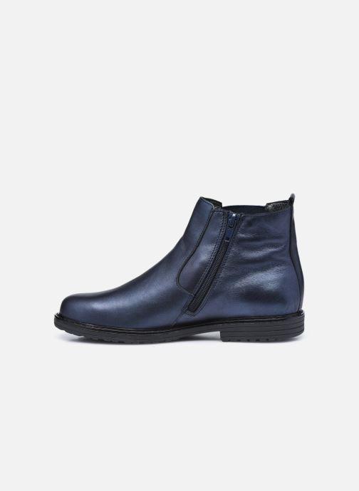 Boots en enkellaarsjes Bopy Souzi Blauw voorkant