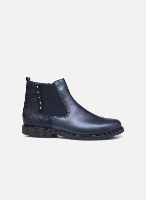Boots en enkellaarsjes Bopy Souzi Blauw achterkant