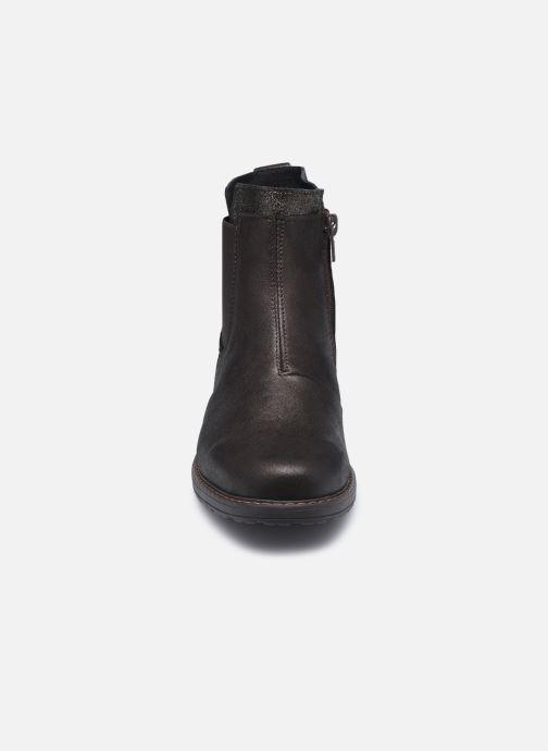 Stiefeletten & Boots Bopy Sebella gold/bronze schuhe getragen