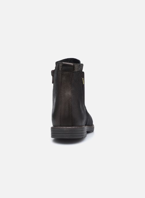 Boots en enkellaarsjes Bopy Sebella Goud en brons rechts