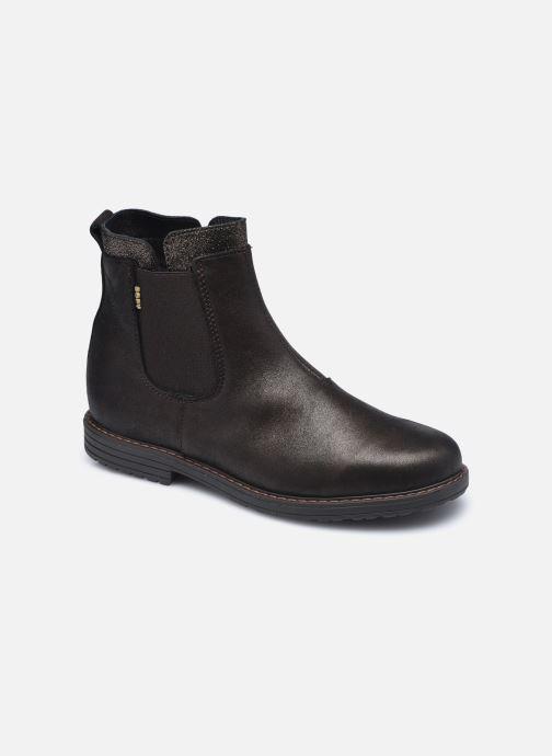 Boots en enkellaarsjes Bopy Sebella Goud en brons detail