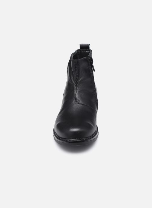 Stiefeletten & Boots Bopy Sagali schwarz schuhe getragen
