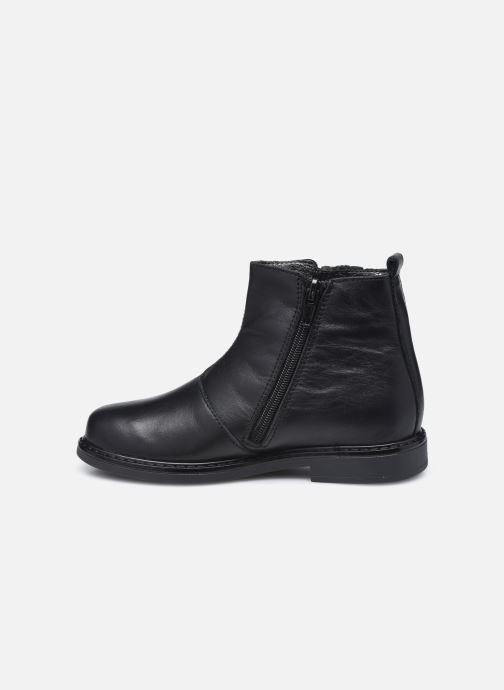 Bottines et boots Bopy Sagali Noir vue face