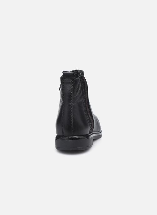 Bottines et boots Bopy Sagali Noir vue droite