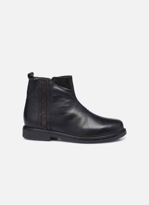 Stiefeletten & Boots Bopy Sagali schwarz ansicht von hinten