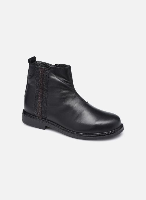 Bottines et boots Bopy Sagali Noir vue détail/paire