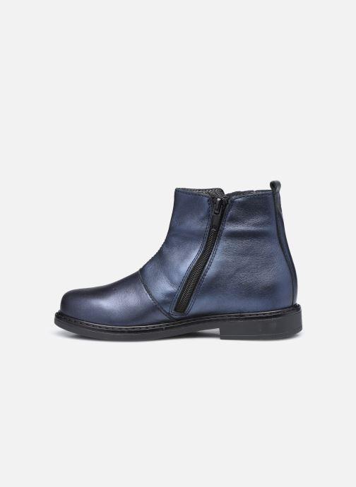 Bottines et boots Bopy Sagali Bleu vue face
