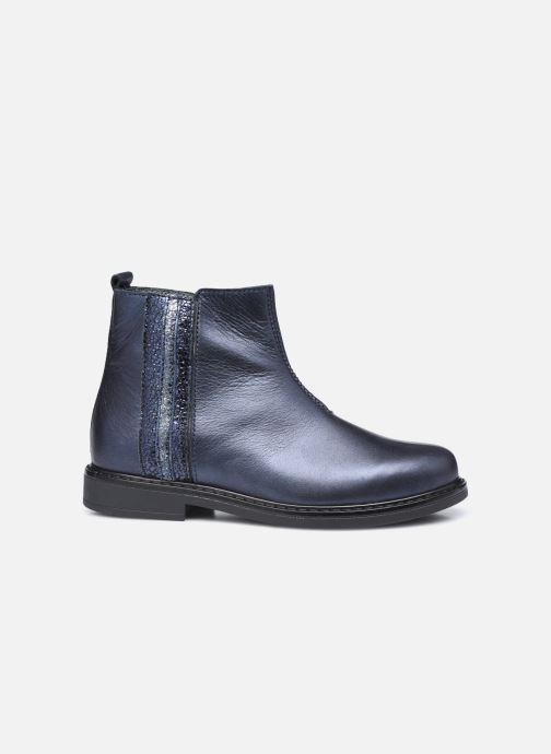 Bottines et boots Bopy Sagali Bleu vue derrière