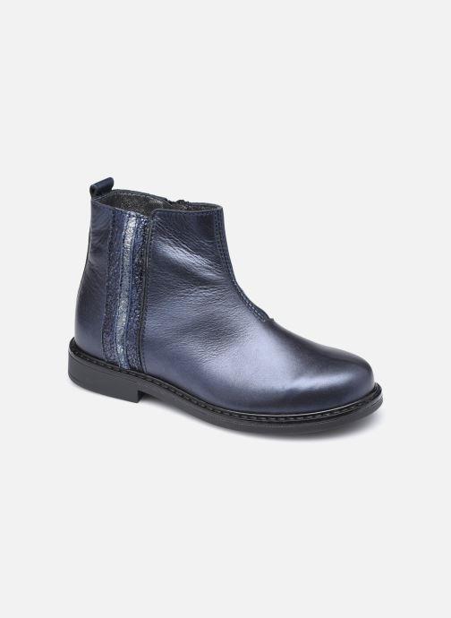 Boots en enkellaarsjes Bopy Sagali Blauw detail