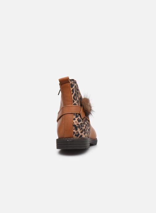 Bottines et boots Bopy Stanala Marron vue droite