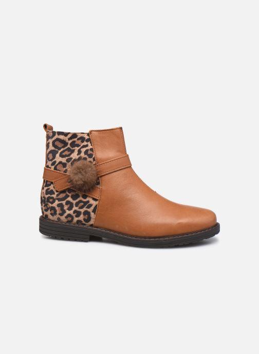 Bottines et boots Bopy Stanala Marron vue derrière