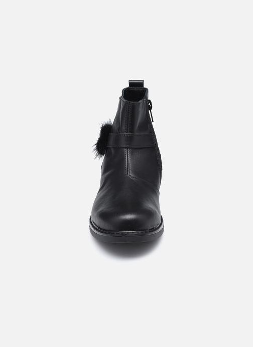 Bottines et boots Bopy Stanala Noir vue portées chaussures