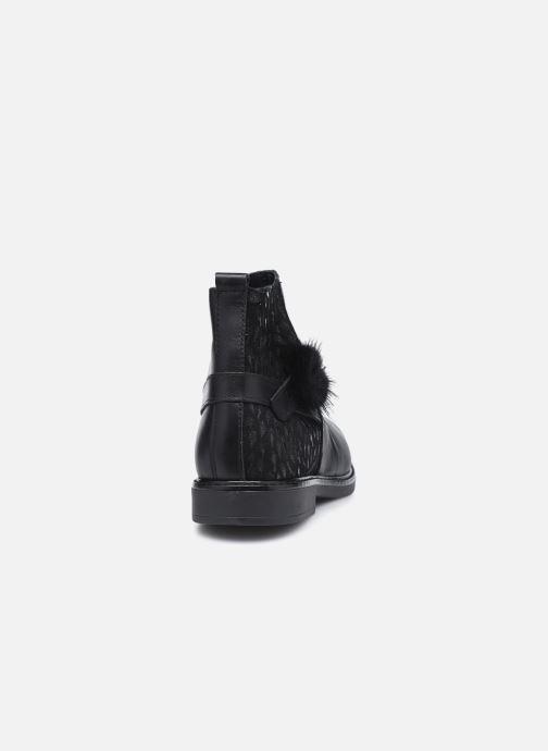 Bottines et boots Bopy Stanala Noir vue droite