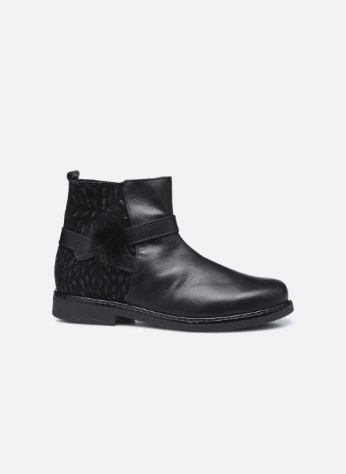 Bottines et boots Bopy Stanala Noir vue derrière