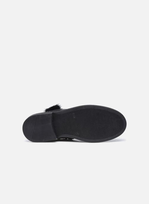 Bottines et boots Bopy Stanala Noir vue haut