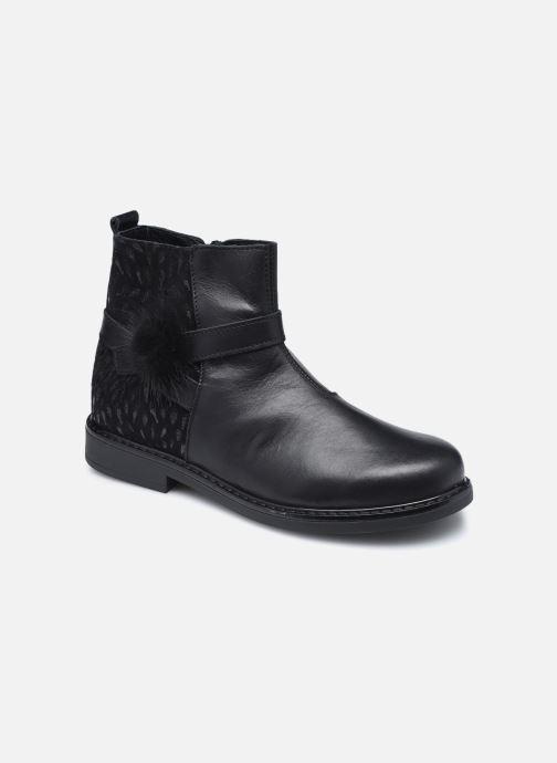 Bottines et boots Bopy Stanala Noir vue détail/paire