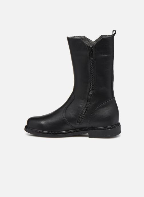 Stiefel Bopy Sapoli schwarz ansicht von vorne