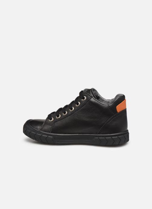 Sneakers Bopy Vibus Zwart voorkant