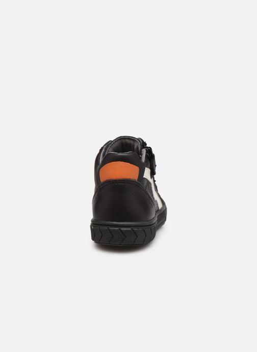 Sneakers Bopy Vibus Zwart rechts