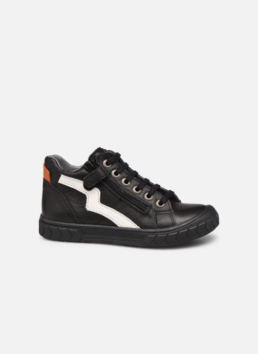 Sneakers Bopy Vibus Zwart achterkant