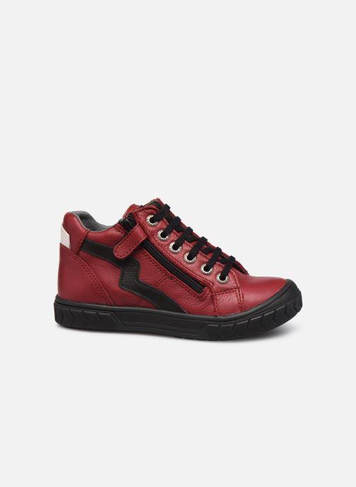 Sneaker Bopy Vibus weinrot ansicht von hinten