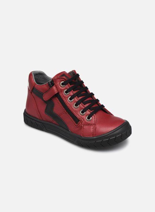 Sneaker Bopy Vibus weinrot detaillierte ansicht/modell